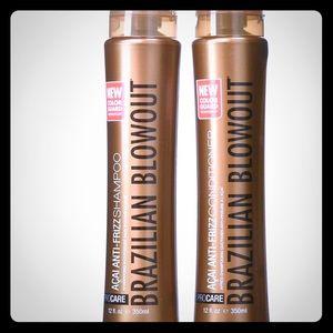 Brazilian Blowout Shampoo & Conditioner